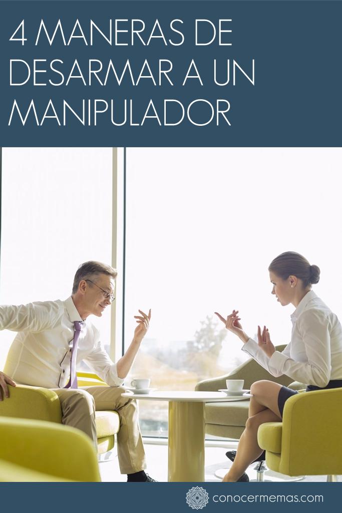4 maneras de desarmar a un manipulador 1
