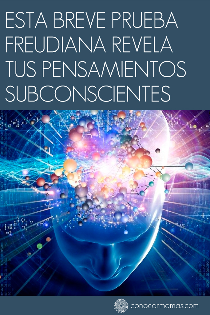 Esta breve prueba freudiana revela tus pensamientos subconscientes 1