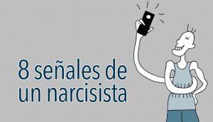 8 señales de un narcisista