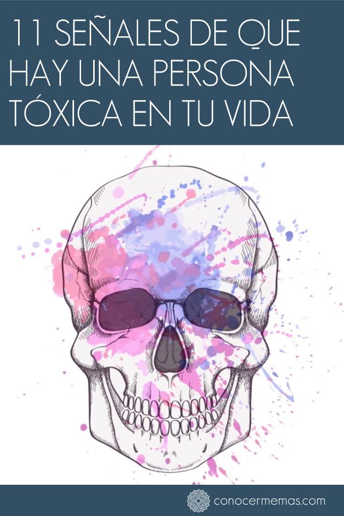 11 señales de que hay una persona tóxica en tu vida