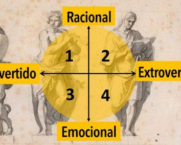 ¿Eres emocional, racional, introvertido o extrovertido? ¡Descúbrelo con este sencillo test!