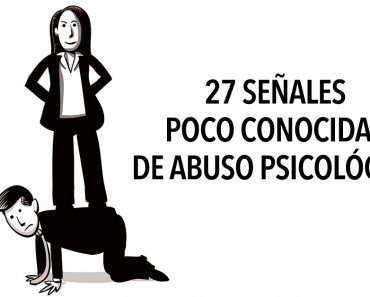 27 Señales poco conocidas de abuso psicológico