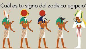 Esto es lo que tu signo del zodiaco egipcio revela acerca de tu personalidad