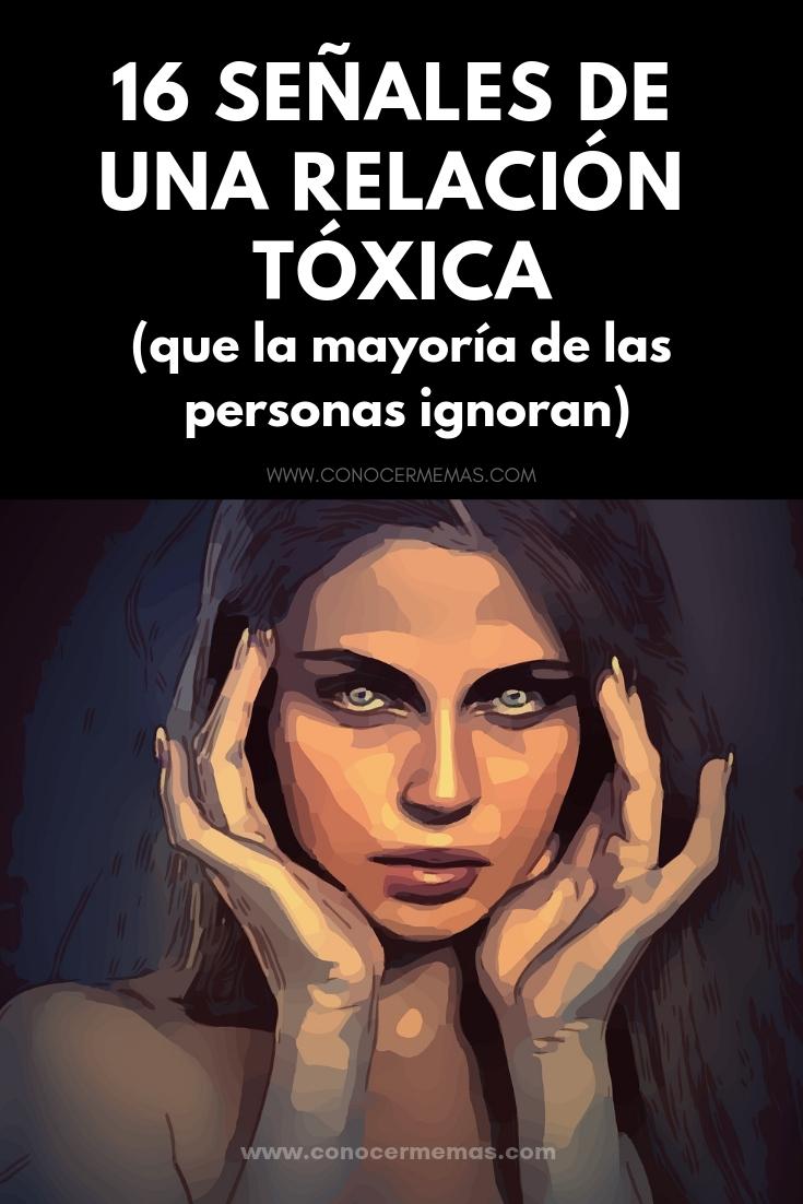 16 Señales de una relación tóxica (que la mayoría de las personas ignoran)