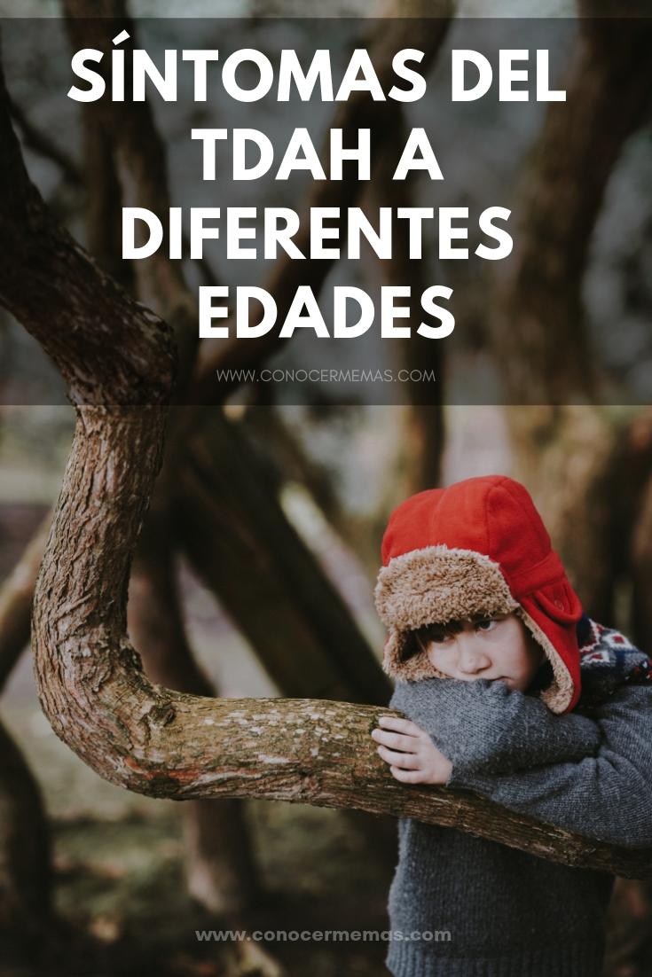 Síntomas del TDAH a diferentes edades