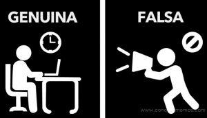 6 Diferencias entre las personas GENUINAS y FALSAS 2