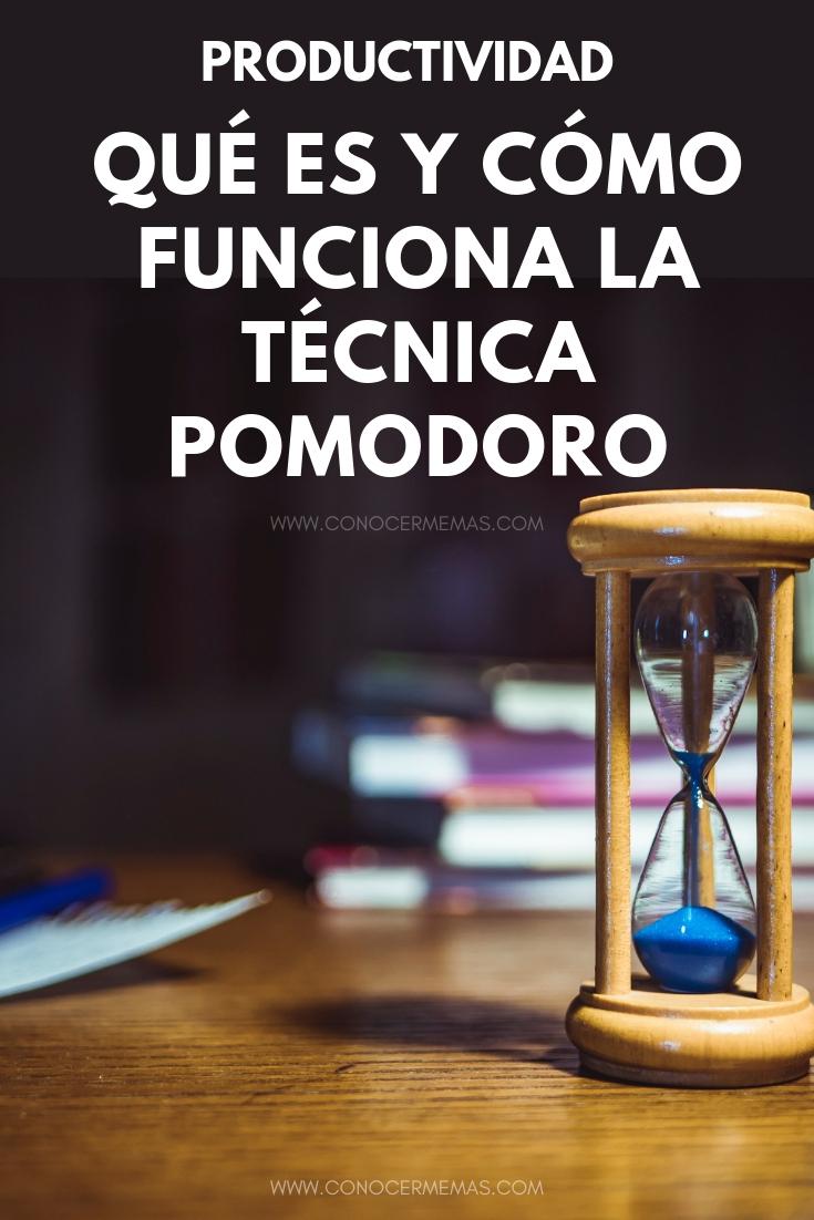 Qué es y cómo funciona la técnica Pomodoro