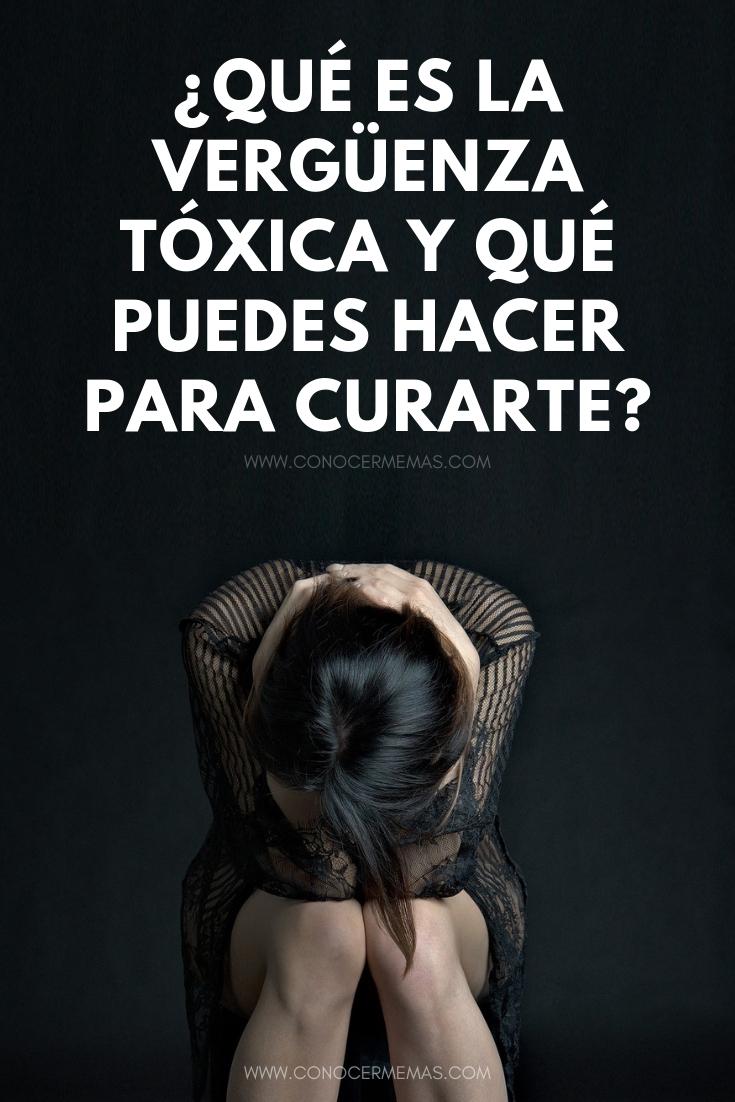 ¿Qué es la vergüenza tóxica y qué puedes hacer para curarte?