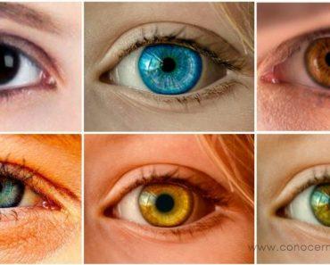 Científicos dicen que el color de tus ojos puede decir mucho sobre tu personalidad