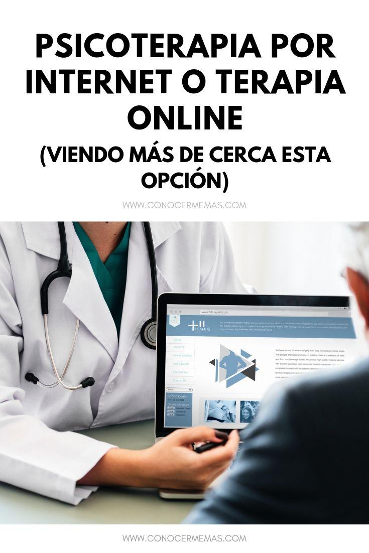 Psicoterapia por Internet o terapia online - Viendo más de cerca esta opción