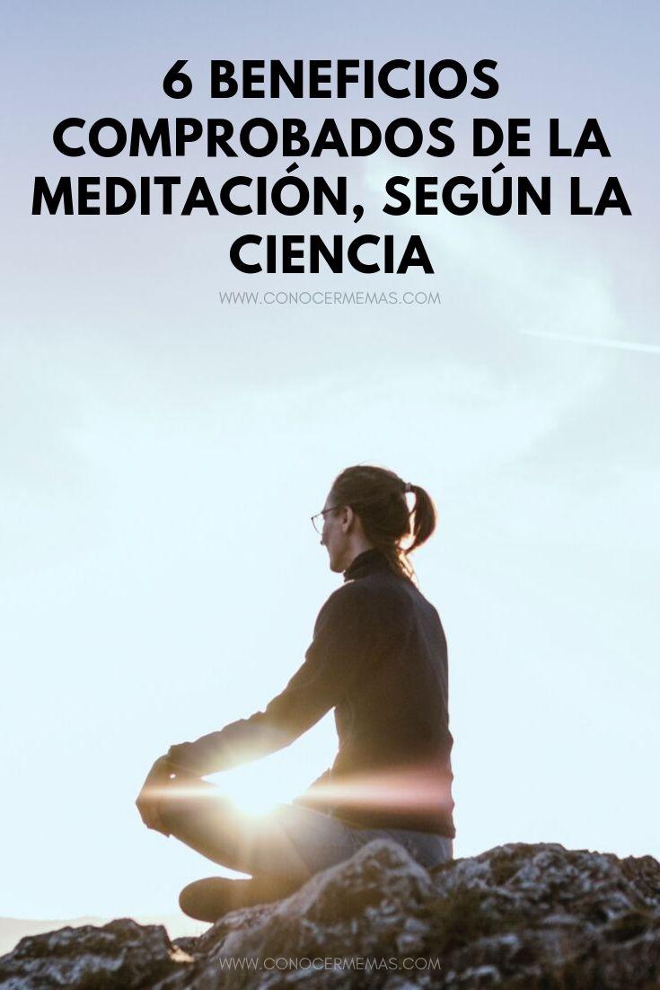 6 Beneficios comprobados de la meditación, según la ciencia