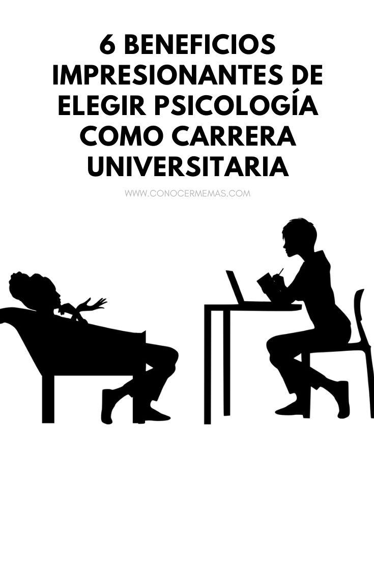 6 Beneficios impresionantes de elegir psicología como carrera universitaria