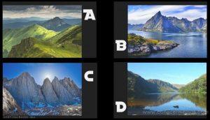 ¿Qué montaña explorarías? Tu elección revela el verdadero poder de tu alma