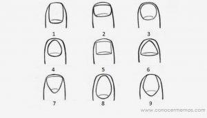 La forma de tus uñas puede revelar algo sobre tu personalidad