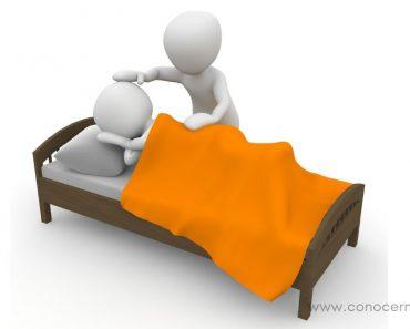 5 posiciones para dormir y evitar el dolor de espalda